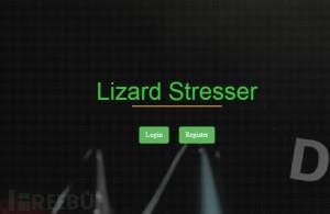 """DDoS之王""Lizard Squad的攻击武器 – Lizard Stresser"